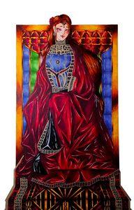 Paz, Holy Queen