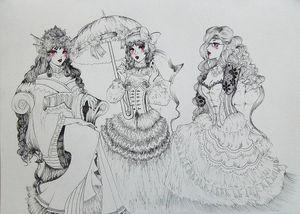 Dreamy Ladies