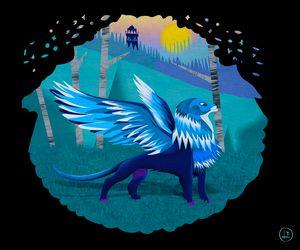 Phoenix The Blue Fox