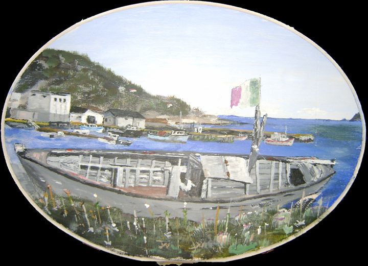 Newfoundland Dory - Joe Don West