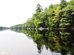 On the River in Midcoast Maine - Liv Carrington Photography