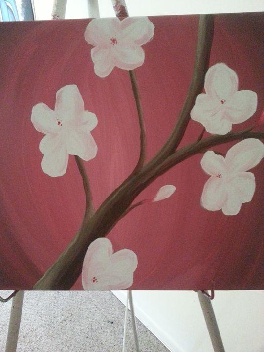 Cherry Blossoms - Steph's Work