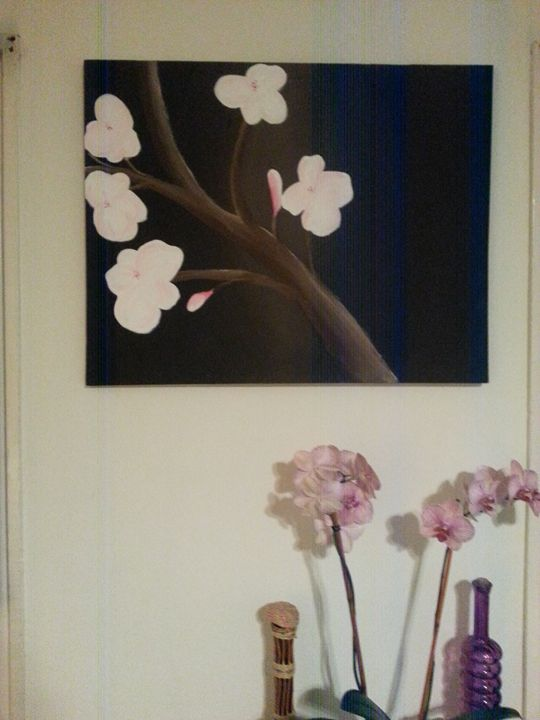 Cherry Blossoms - Steph's Work