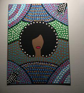 AFRO-Aboriginal Art