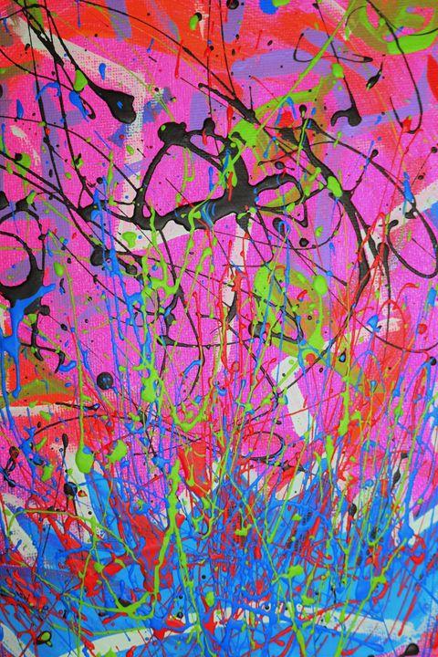 Hypnotized - Omilani Arts