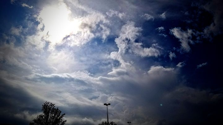 Cloud swirl - Midnight Treasures