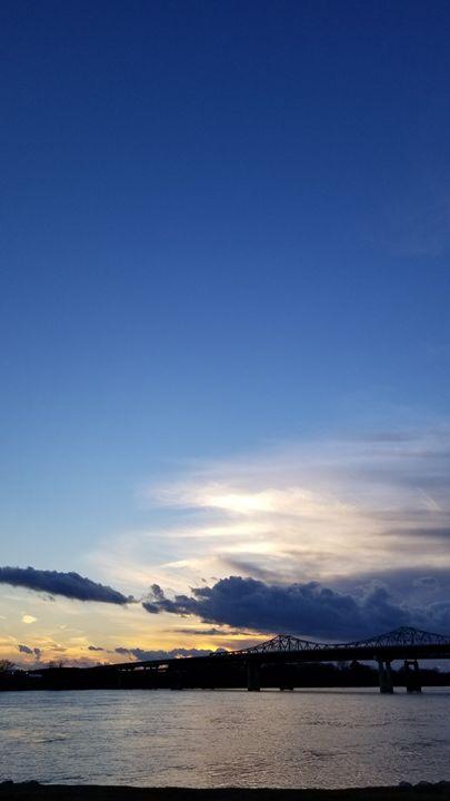 Blue beauty - Midnight Treasures