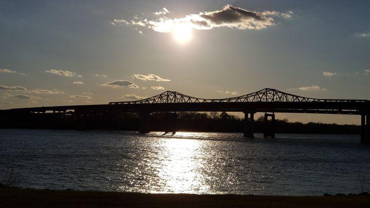 River bridge - Midnight Treasures