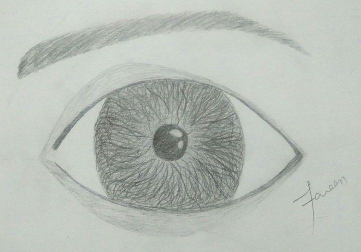 Eye - Meow Art