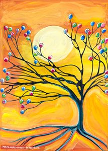 Ba-loon tree