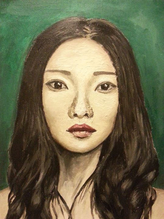 A Chinese girl - Kim's gallery