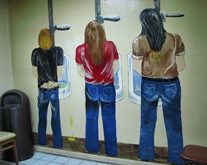 Washroom Art