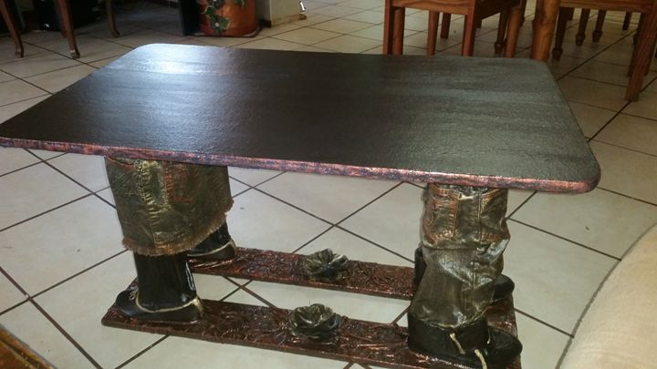 coffee table - Naboom Arts and Crafts