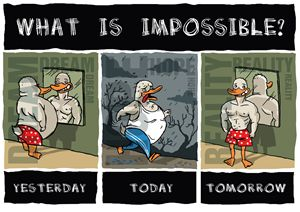 What is impossible?