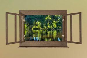 Watson Lake Summer
