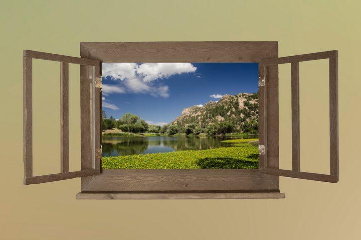 Granite Basin Lake - Behind the Shutter Photography