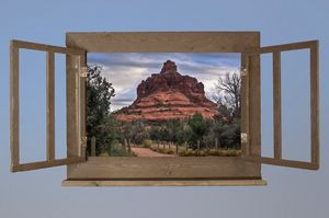 Bell Rock Sedona - Behind the Shutter Photography