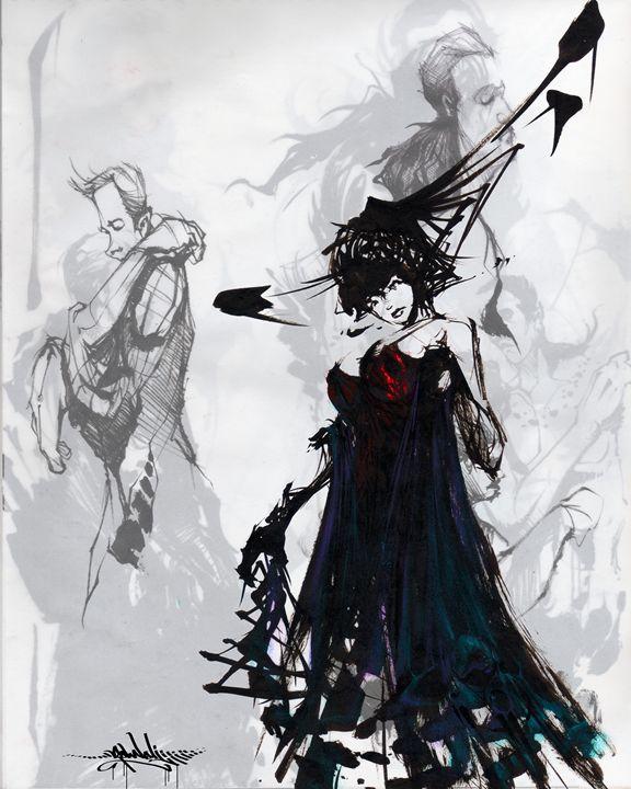 Lady Darkness - ALZ Direct