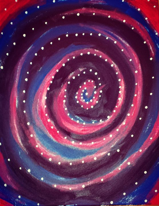 Galaxy - Linber art