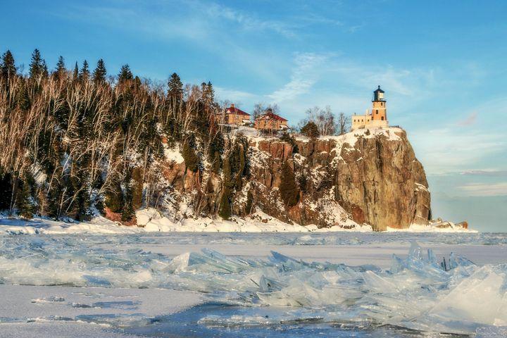 Split Rock lighthouse - Lisa Willey Photography