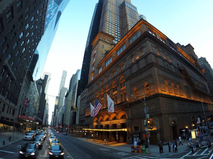 Carnegie Hall - Wanderlust