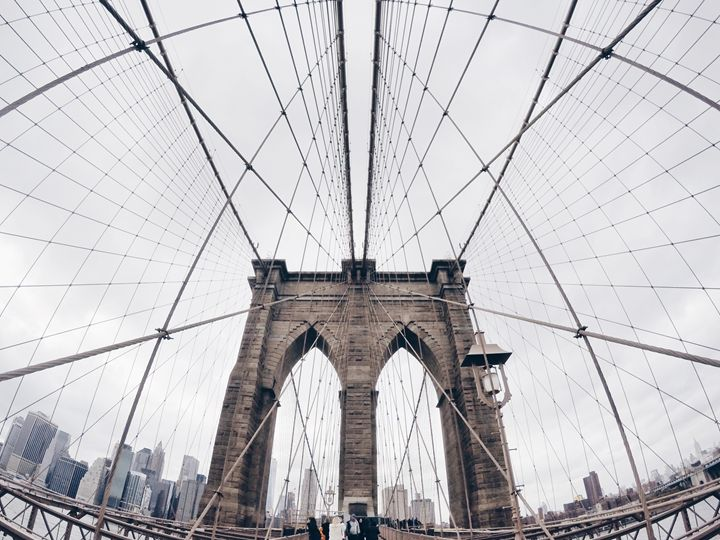 Brooklyn bridge - Wanderlust