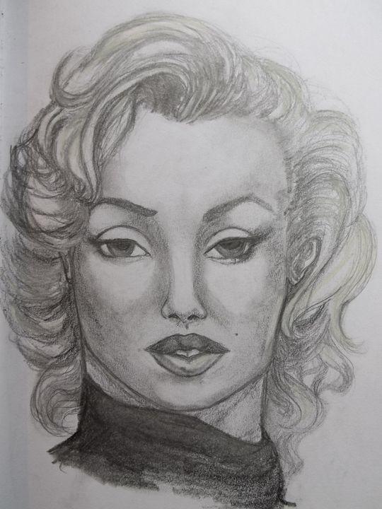 Marilyn - The Art of Wolves
