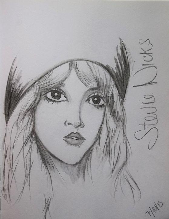 Stevie Nicks - The Art of Wolves