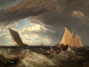 Thames and Medway, Turner