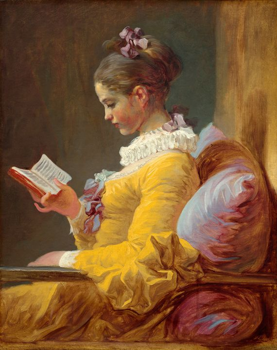 Jean-Honoré Fragonard, French (1732- - Liszt Collection