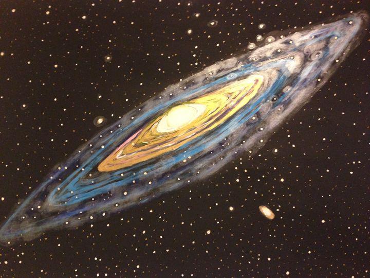 Galaxy - Mike Wilk