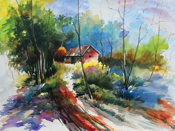 Village Trail - Salahuddin