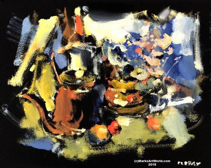 'Still Life 2' By Mark Gray - MarksArtWorld