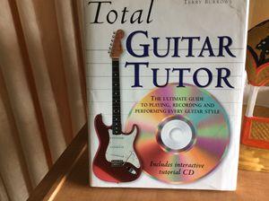 Guitar Tudor.