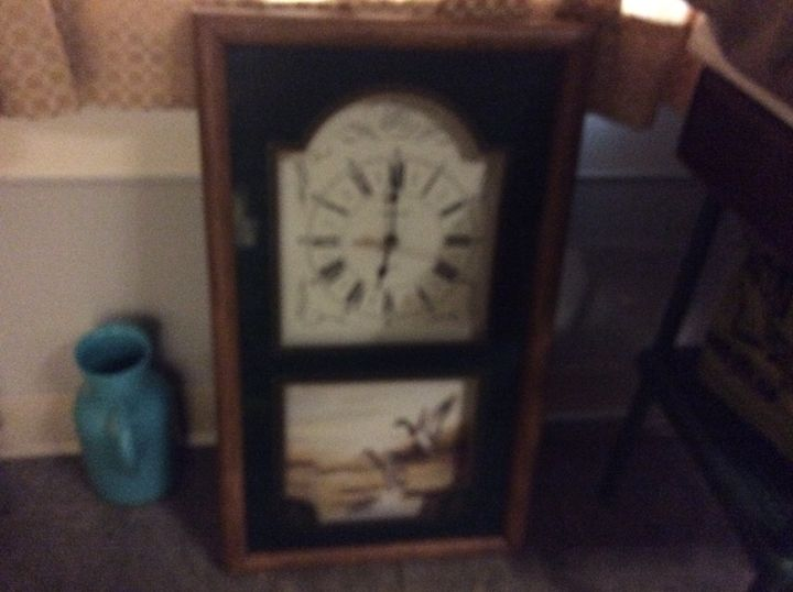 Wall clock - Art-Jeco