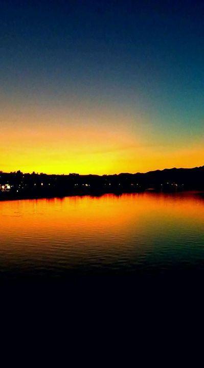 Sunset - TParnell