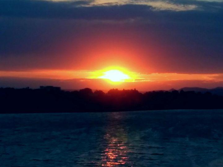 Snake River Sunset - TParnell