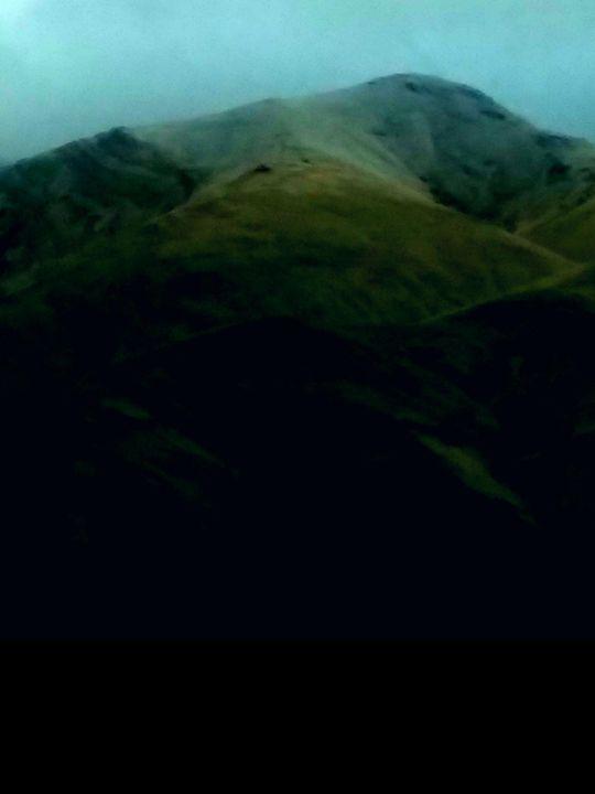 First Snowfall - TParnell