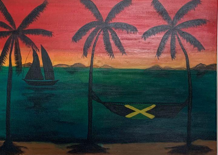 Rasta Ocean - Gabrielli Pichardo