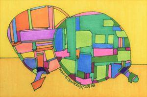 Overlap Inner-Abstract-Pear-Frames