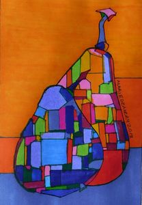 African American Abstract 1 - MarieDemery