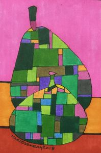 African American Abstract 4 - MarieDemery