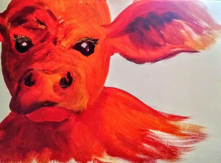 Colorful Calf - Elisabeth Northcott