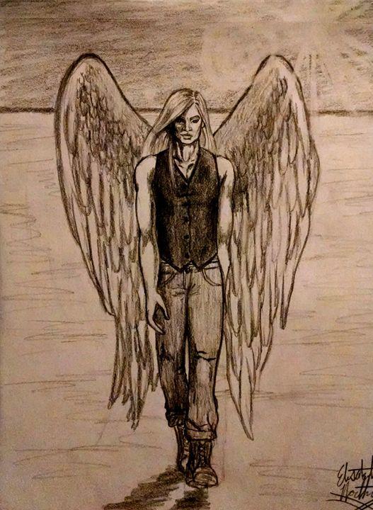 Desert Angel - Elisabeth Northcott