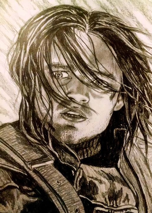 The Winter Soldier - Elisabeth Northcott