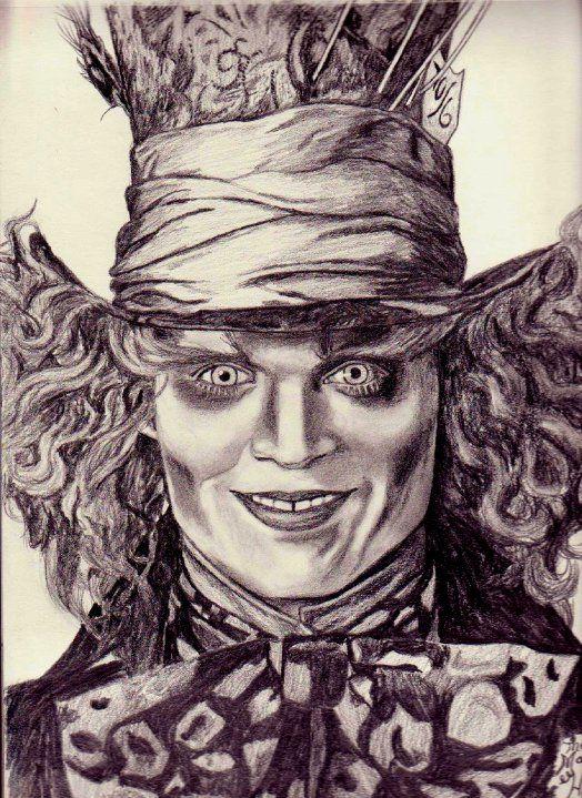 The Mad Hatter - Elisabeth Northcott