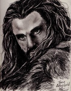 Thorin Oakenshield #thorin #hobbit