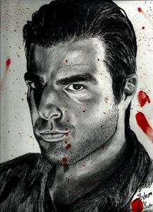 Sylar #sylar #heroes #zacharyquinto