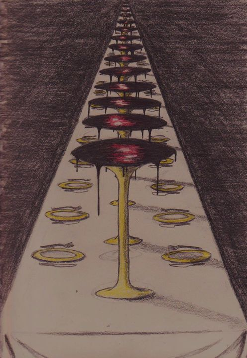 The Feast - Elisabeth Northcott