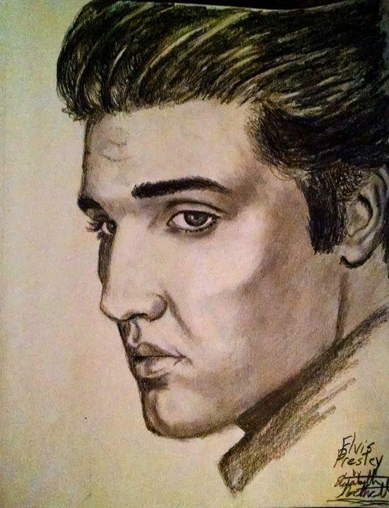 Elvis Presley - Elisabeth Northcott